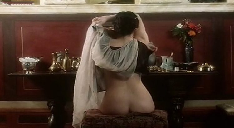 ars Amandi Nude Scenes