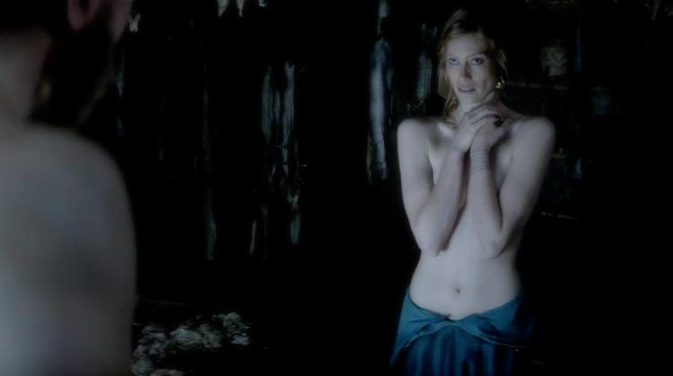 vikings Season 3 Nude Scenes