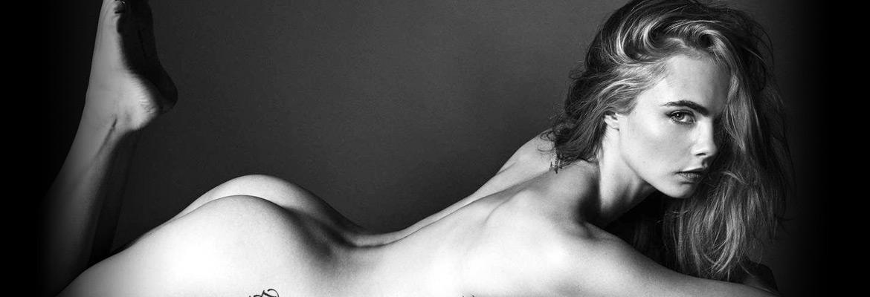 cara Delevigne Nude