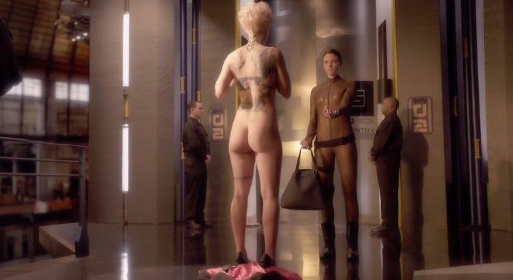 continuum Season 2 Nude Scenes