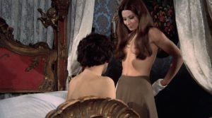 lady Frankenstein Nude Scenes