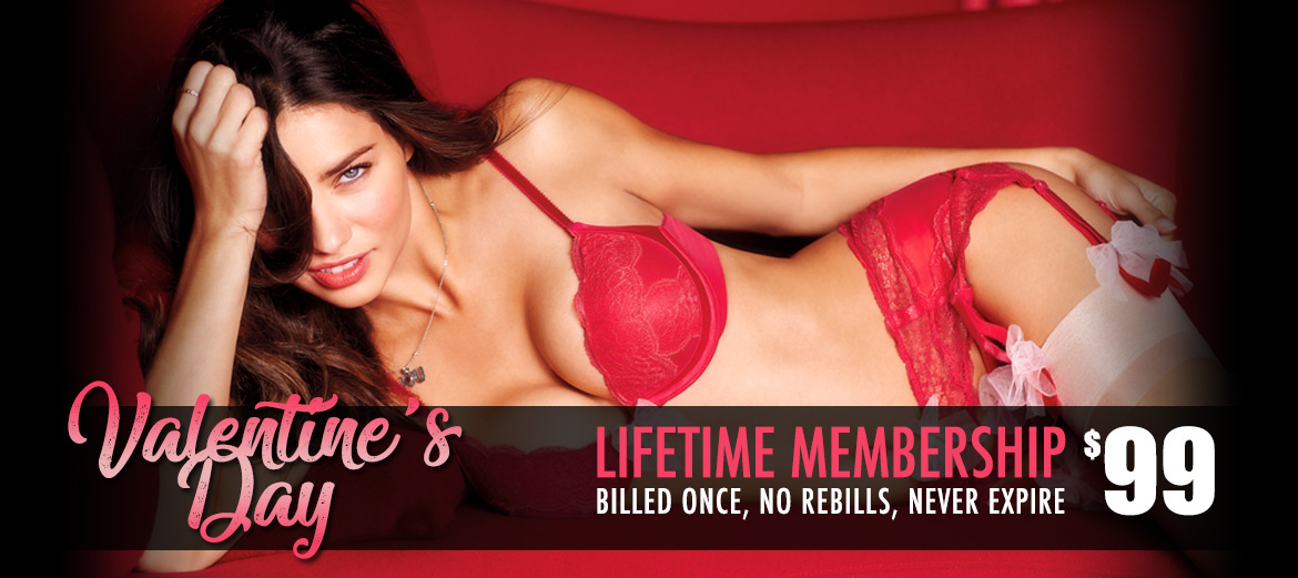 valentine'S Day Lifetime Special Offer
