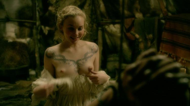 vikings Season 5 Nude Scenes