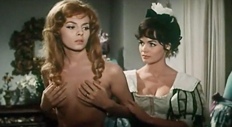 angelique Nude Scenes