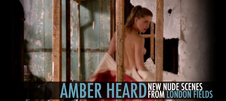 London Fields hot scenes with Amber Heard nude