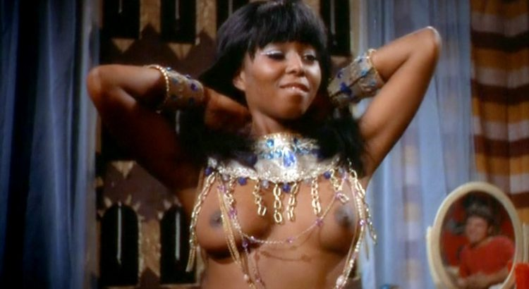 the Notorious Cleopatra Nude Scenes
