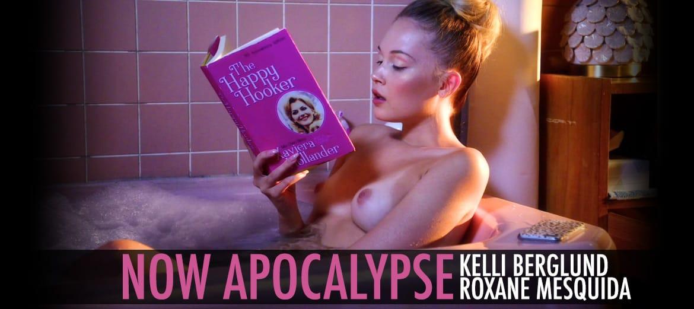 Kelly Berglund Nude - Now Apocalypse Season 1