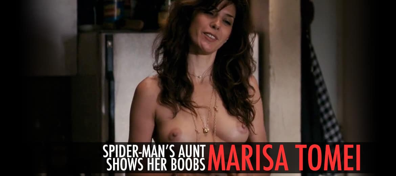 Marisa Tomei Nude Spider Man