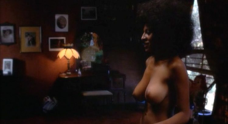 pam Grier Nude Hit Man