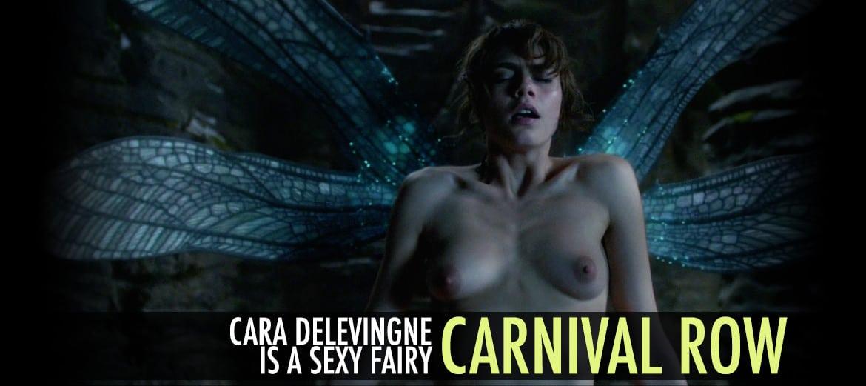 cara Delevigne Nude Carnival Row