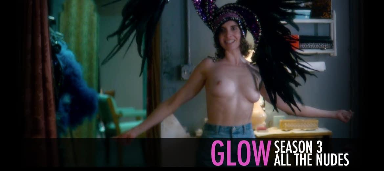 glow Season 3 Nude Scenes