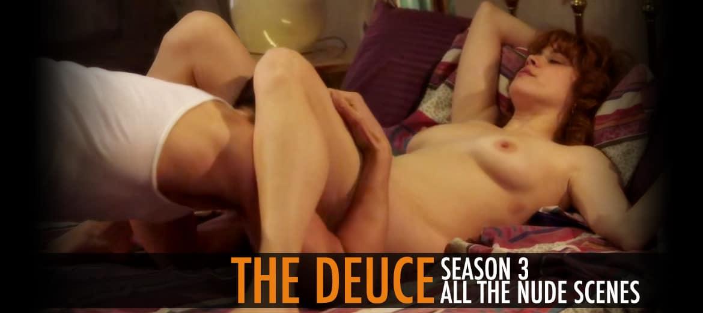 Olivia Luccardi Oral Sex The Deuce Season 3