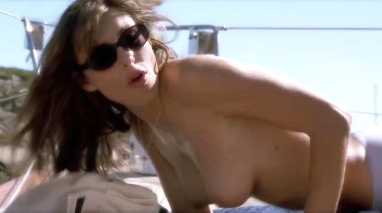 elizabeth Hurley Nude The Weight Of Water